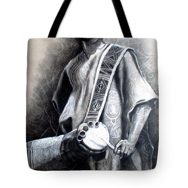 African Rythm Tote Bag