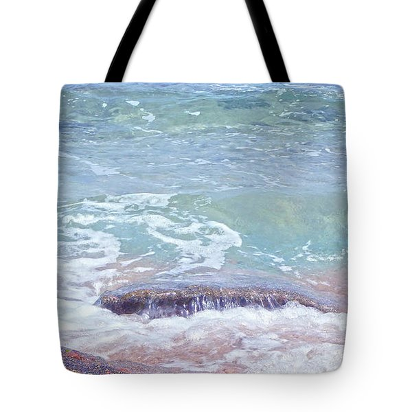 African Seashore Tote Bag