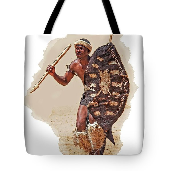 African Tribal Traditions 1 Tote Bag