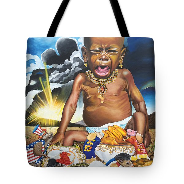 African't Tote Bag
