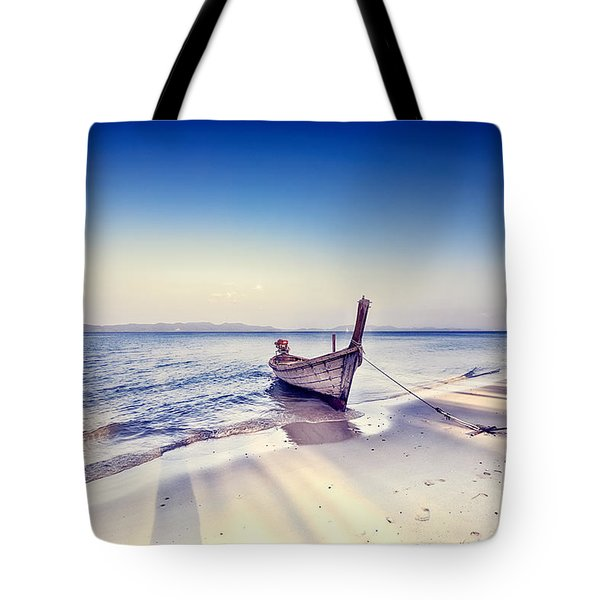 After A Hard Day Tote Bag