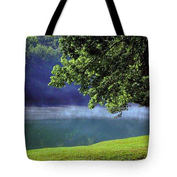 After A Warm Summer Rain Tote Bag by Susanne Van Hulst