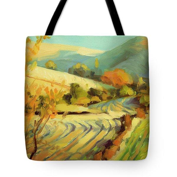 After Harvest Tote Bag