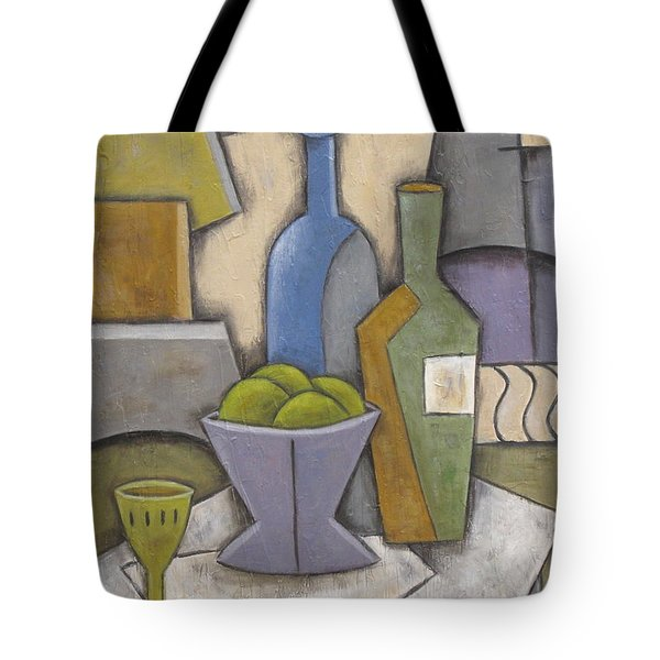 After Hours Tote Bag by Trish Toro