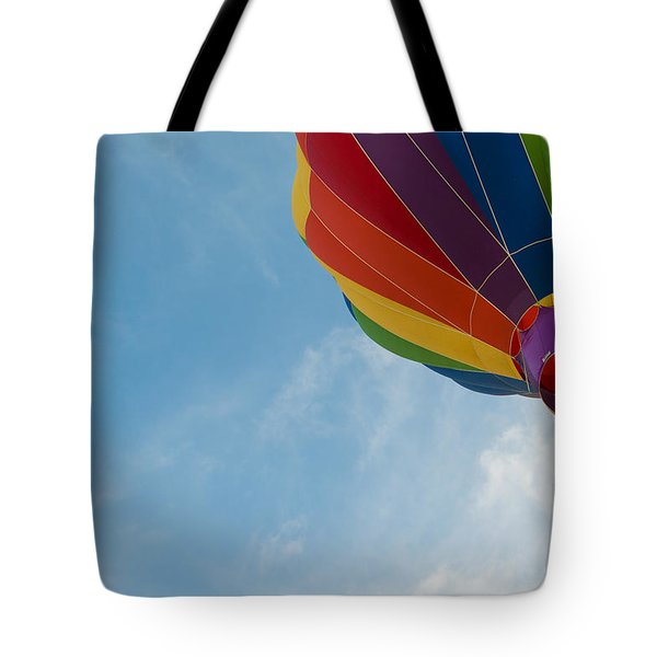 After Liftoff Tote Bag