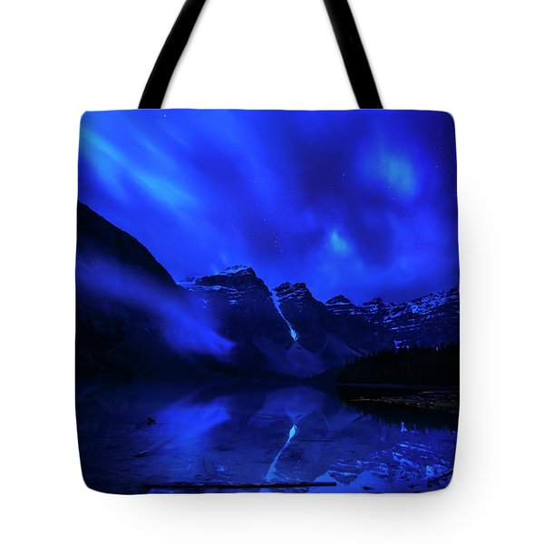 Tote Bag featuring the photograph After Midnight by John Poon