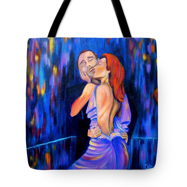 After Party Tote Bag