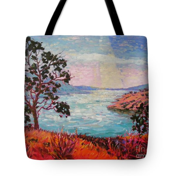 After Sunrise Tote Bag