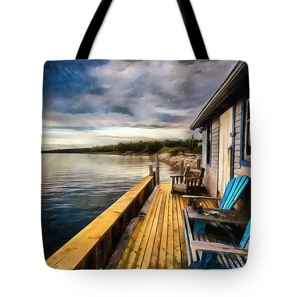 After Sunset Tote Bag