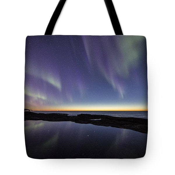 After Sunset Iv Tote Bag
