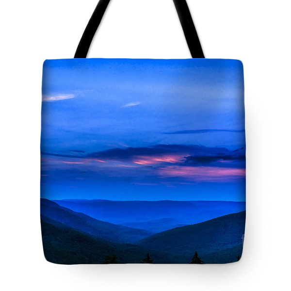 After Sunset Tote Bag by Thomas R Fletcher