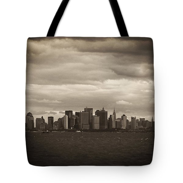 After The Attack Tote Bag