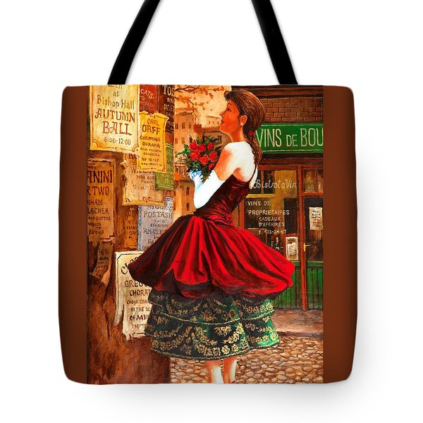 After The Ball Tote Bag by Igor Postash
