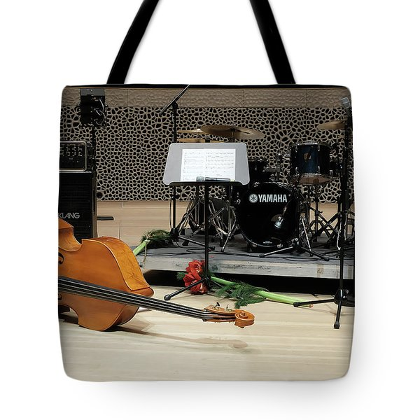 After The Concert Tote Bag