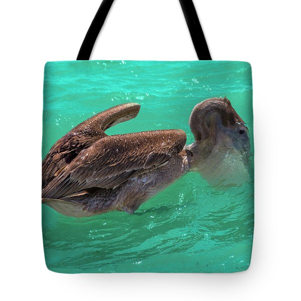 After The Dive Southern Most House Key West Tote Bag