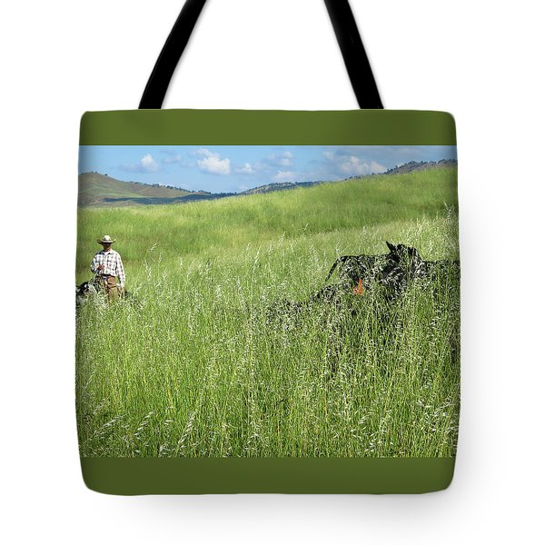 After The Drought Tote Bag
