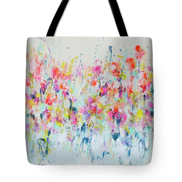 After The Flood Tote Bag