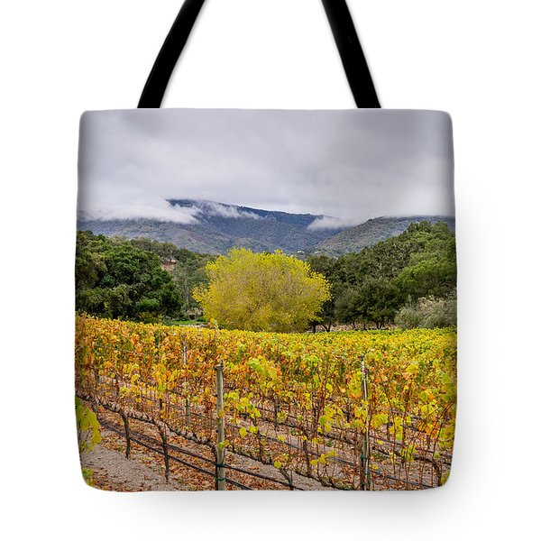 After The Harvest Tote Bag
