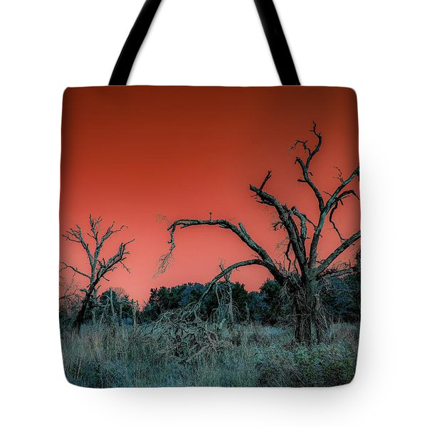 After The Hurricane Wars Tote Bag