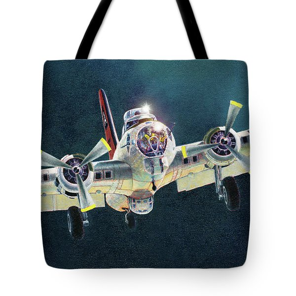 After The Mission Tote Bag