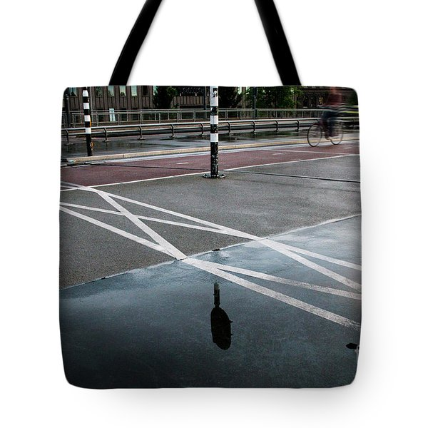Tote Bag featuring the photograph After The Rain by Ana Mireles