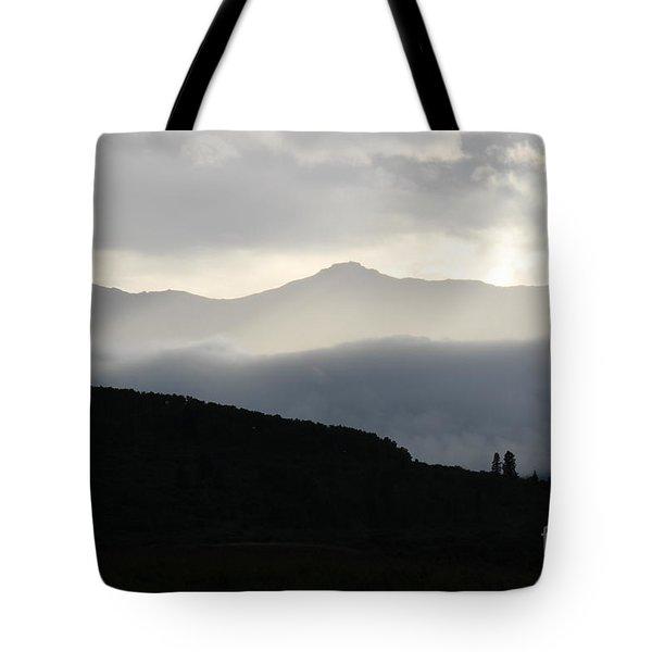 The Quiet Spirits Tote Bag