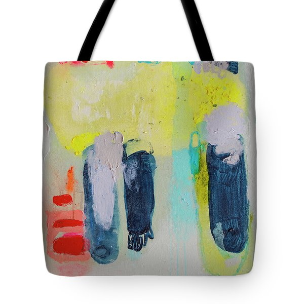 After The Rain, Before The Sky Clears Tote Bag