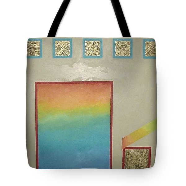 After The Rain Tote Bag by Bernard Goodman