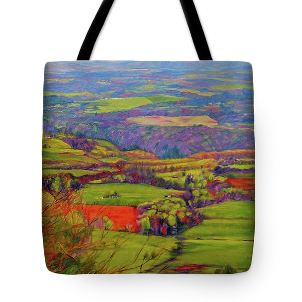 After The Rain Tote Bag by Bonnie Mason