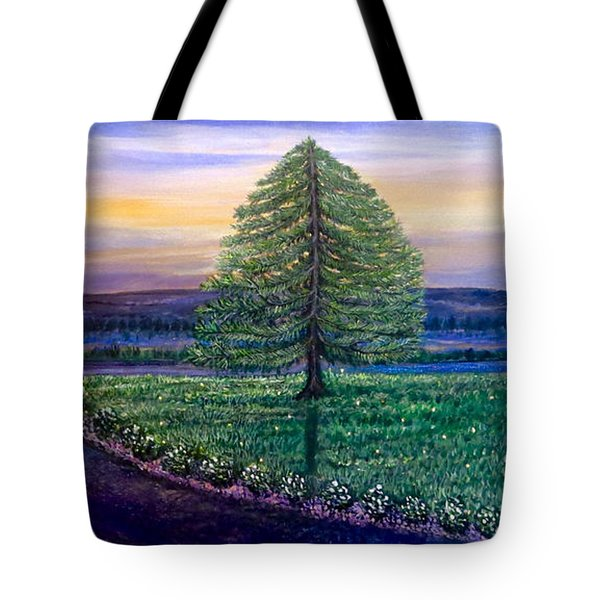 After The Rain Comes The Joy Tote Bag