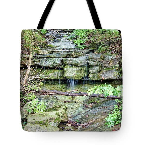Tote Bag featuring the photograph After The Rain by Cricket Hackmann