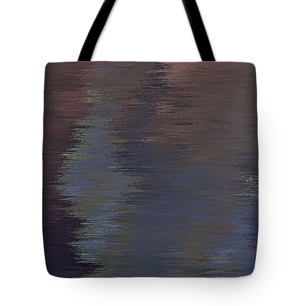 Tote Bag featuring the digital art After The Rain by David Manlove