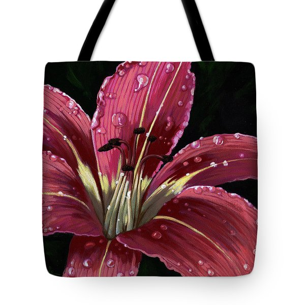 After The Rain - Lily Tote Bag