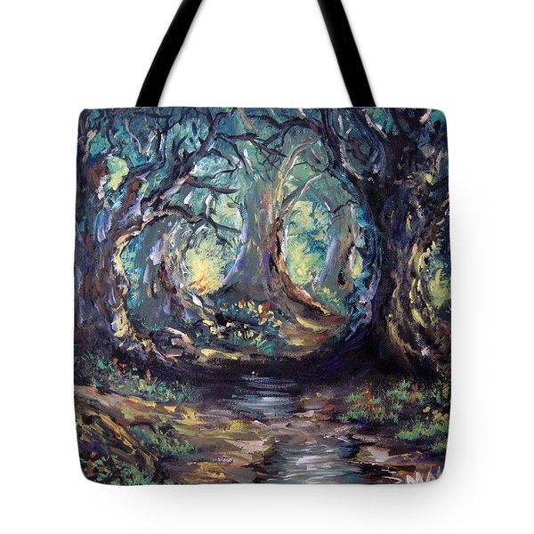 After The Rain Tote Bag by Megan Walsh
