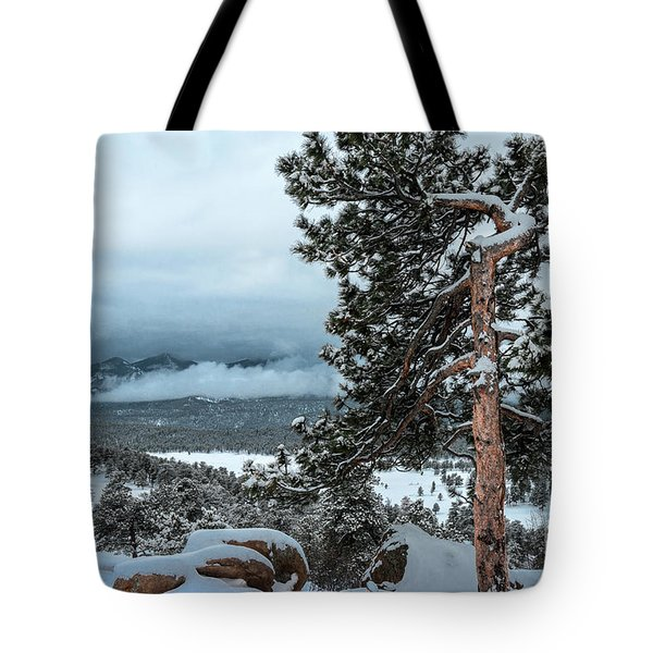 After The Snow - 0629 Tote Bag
