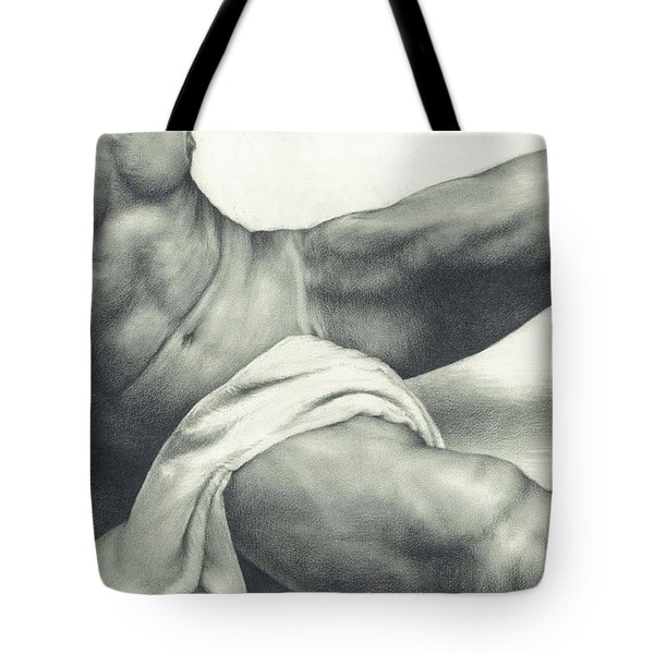 After The Steam Tote Bag by Maciel Cantelmo