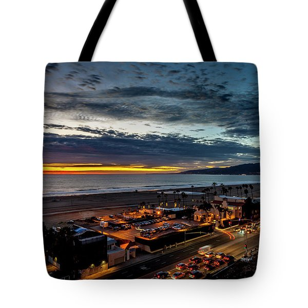 After The Storm And Rain  Tote Bag
