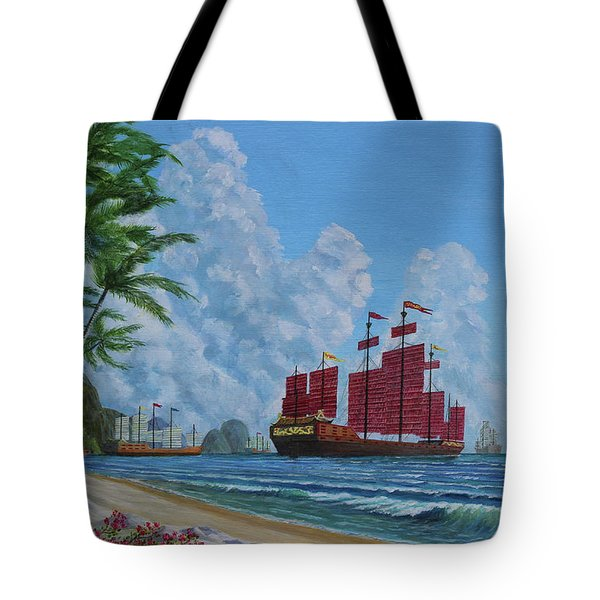 After The Storm Tote Bag by Anthony Lyon