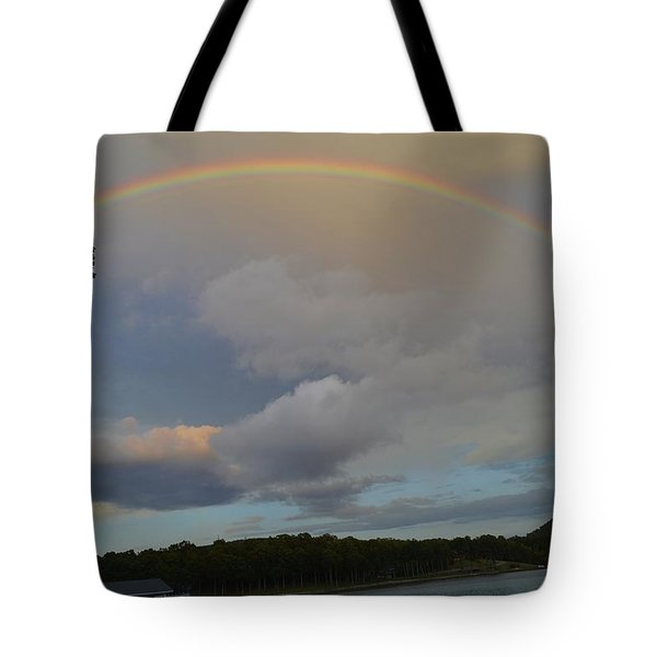 After The Storm Tote Bag by James McAdams
