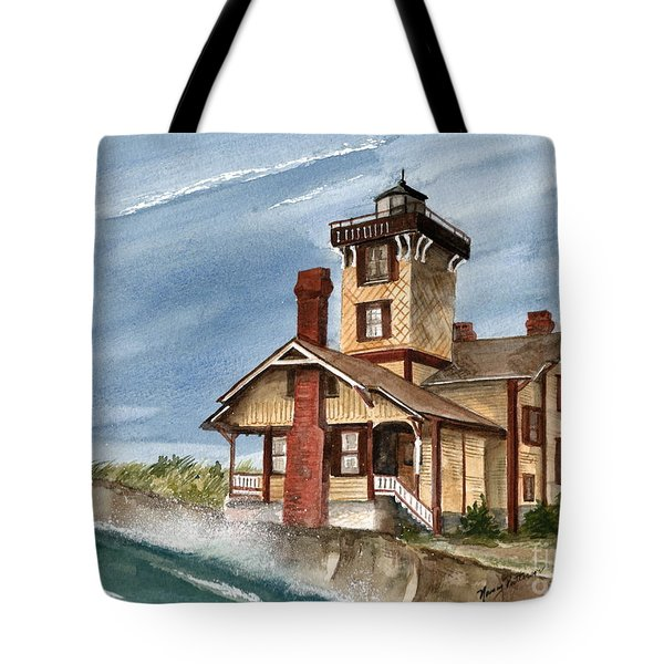 After The Storm Tote Bag by Nancy Patterson