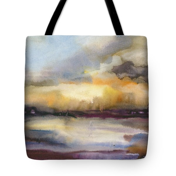After The Storm Tote Bag