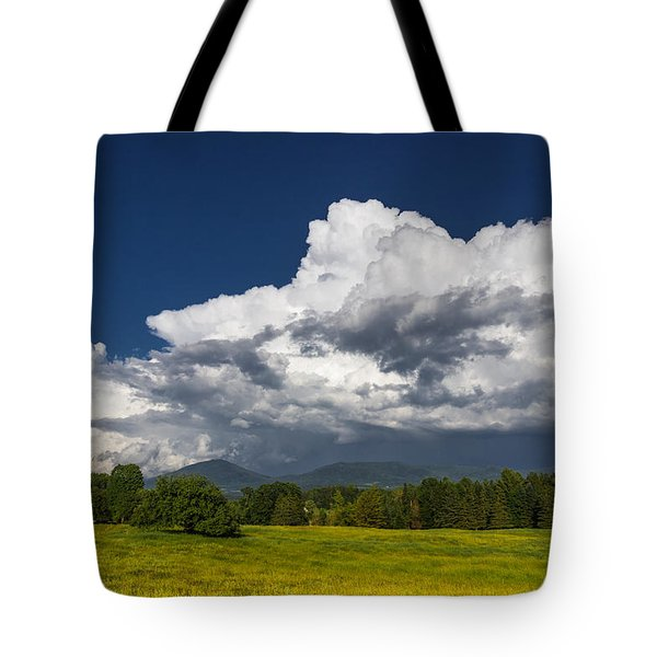 After The Storm Tote Bag by Tim Kirchoff