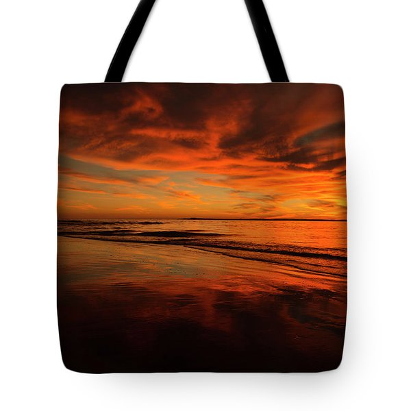 After The Sun Tote Bag