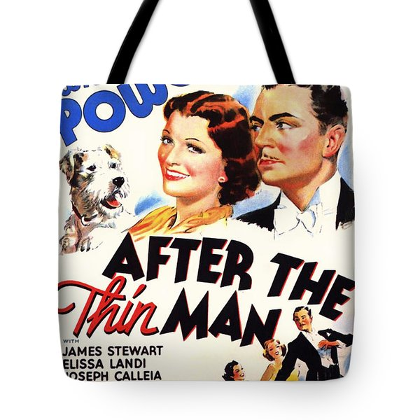After The Thin Man 1935 Tote Bag