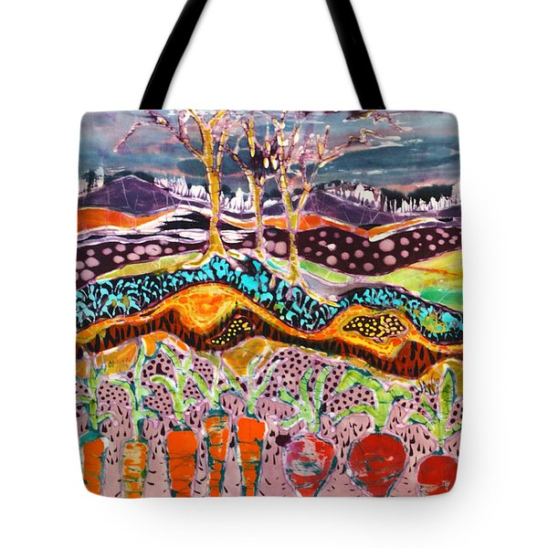 After The Thunderstorm Tote Bag