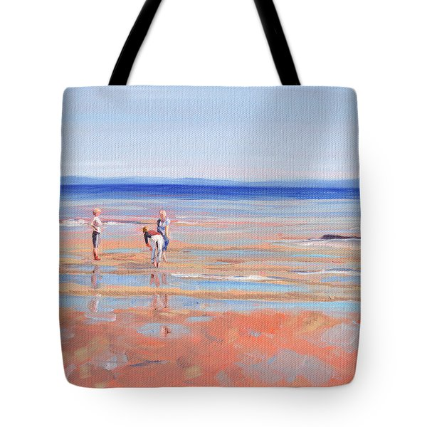 After The Walk - Whiting Bay Tote Bag