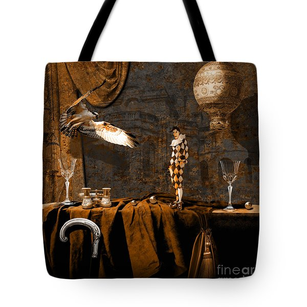 After Theater Tote Bag