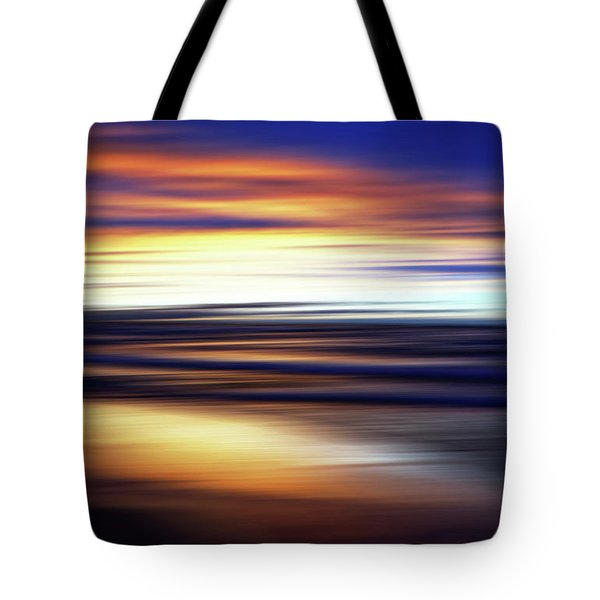 Afterglow Tote Bag by Kathi Mirto