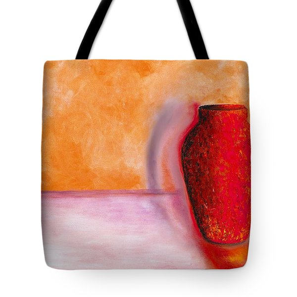 Afterglow Tote Bag by Marlene Book