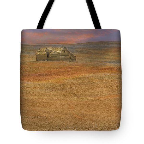Afterglow On The Palouse Tote Bag